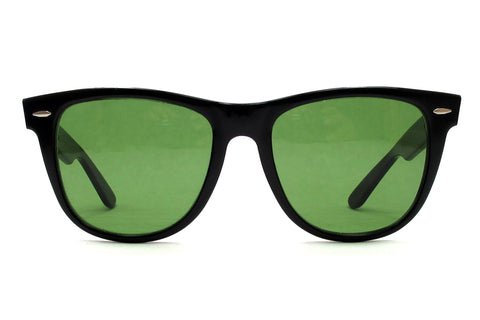 8f36f54e532 ... sunglasses 30906 728a4  cheapest ray ban wayfarer ii by bausch lomb  black af032 ed531