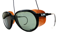 Bolle Glacier Sunglasses w/leather sideshields