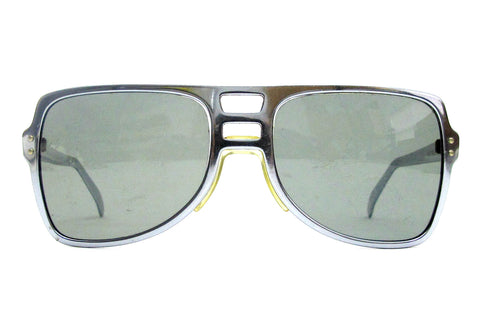 Cool-Ray Fast Back 420 Sunglasses - Silver