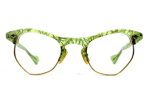 Fashion Zyl Co. - Lady Fenway Combination Cateye Frames