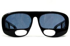 Frame Korea Polarized Fisherman Glass w/magnified readers