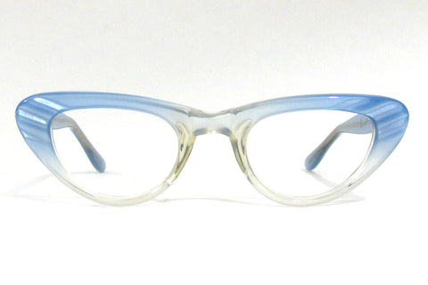 Imperial Chica Cateye Frames - Baby Blue (Children)