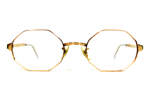 Liberty Optical Octagon 12k gold-filled