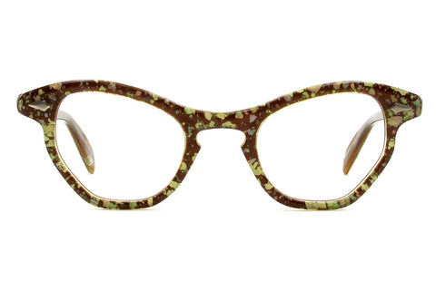 Liberty Optical Touche - Brown w/Large Sparkles