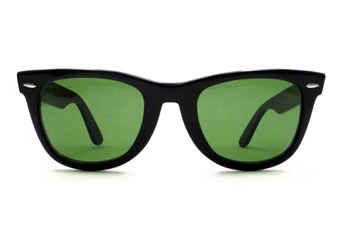 Ray Ban Wayfarer (by Bausch & Lomb) - black