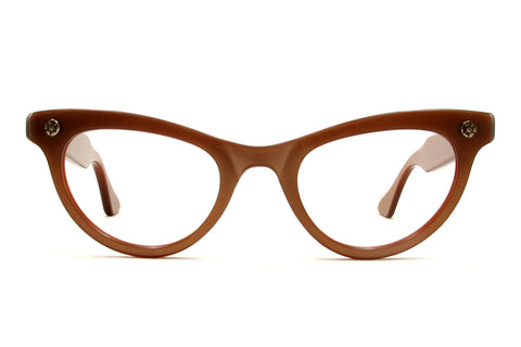Sherman Lucit Cateye - Brownish Pink