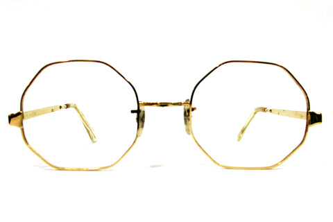 Styl-Rite Optical Octagon 12k gold filled