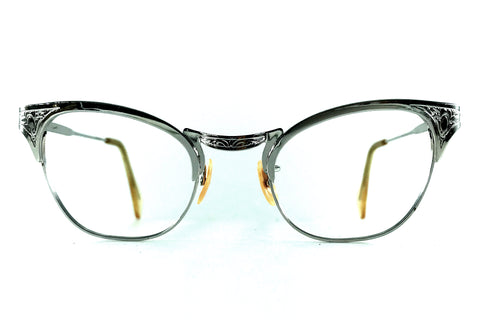 Continental Stylist 12k WGF combination cateye