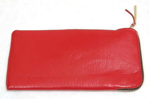 ASE Zippered Vinyl Soft Cases - Red