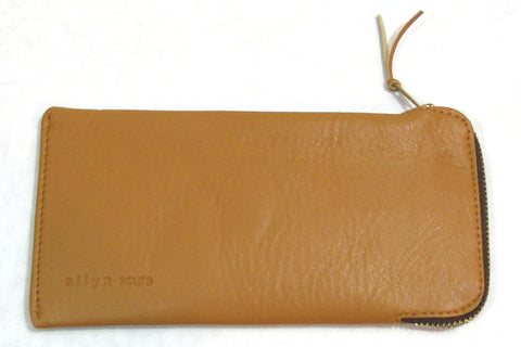 ASE Zippered Vinyl Soft Cases - Tan