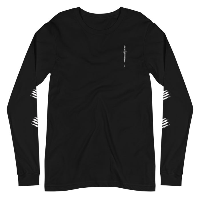 Darci Dagger Long Sleeve (Black)
