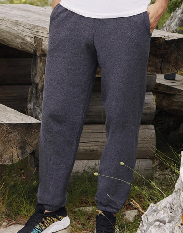 Classic Elasticated Cuff Jog Pants - Fruit of the Loom