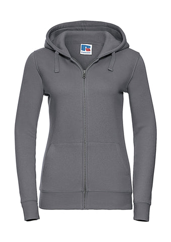 Russel - Ladies` Authentic Zipped Hood
