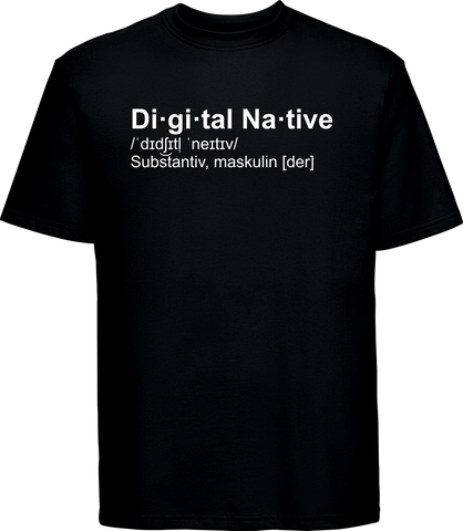 Digital Native - T / Uni