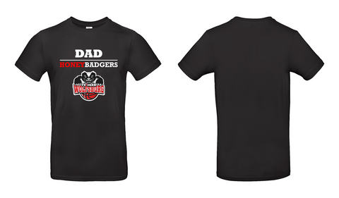 Honeybadgers - Shirt #DAD