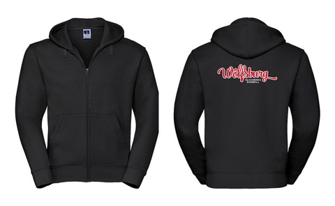 Blackbirds - Fan Zip-Hoody #01