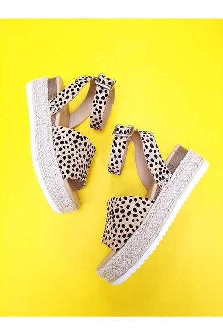 Be Bold Platform Sandal | Let's See Style | | Arrow Women's Boutique