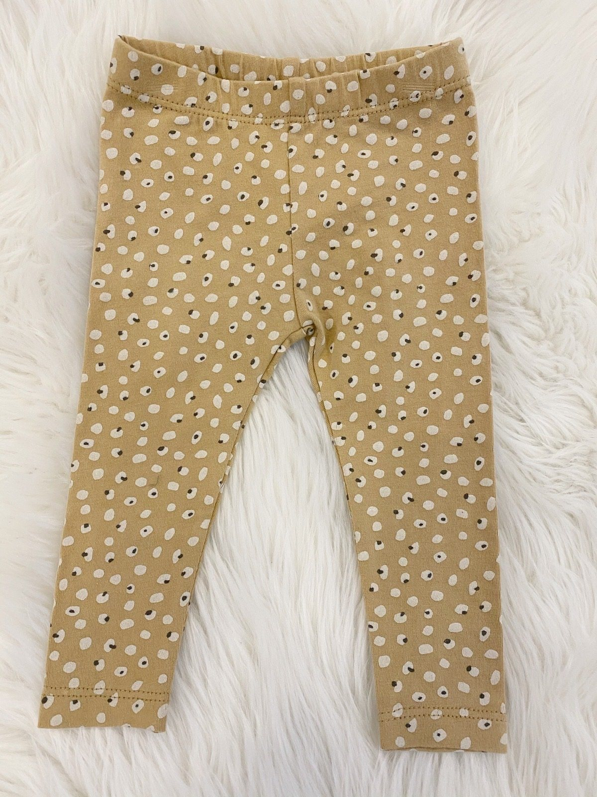 Dotty Legging-Almond | Rylee and Cru | | Arrow Women's Boutique