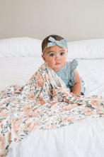 Load image into Gallery viewer, Knit Swaddle Blanket | Copper Pearl | | Arrow Women's Boutique