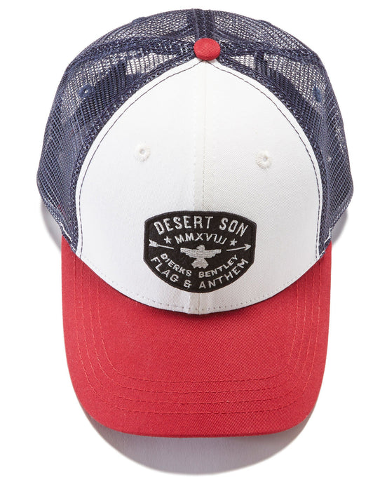 Riser Badge Trucker Hat l Flag & Anthem | Flag & Anthem | | Arrow Women's Boutique