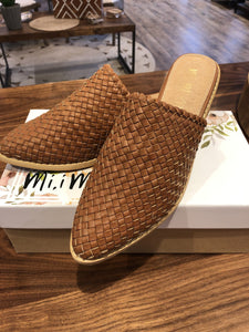 Selene Basket Woven Mule | Not specified | | Arrow Women's Boutique