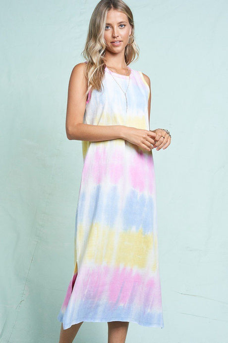 Straight Vibes Dress | La Miel | | Arrow Women's Boutique