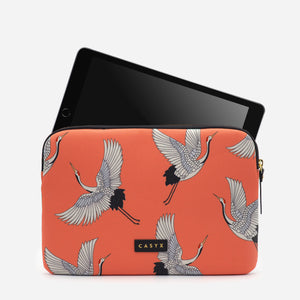 Grues Corail iPad