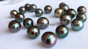 What Is Special About Peacock Tahitian Pearls?
