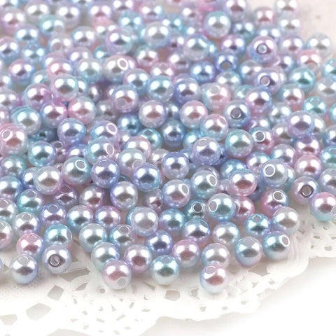 ABS Plastic Imitation Pearls
