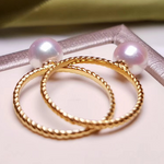Load image into Gallery viewer, tennyo akoya mikimoto pearl ring