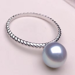 Load image into Gallery viewer, akoya pearl jewellery ring