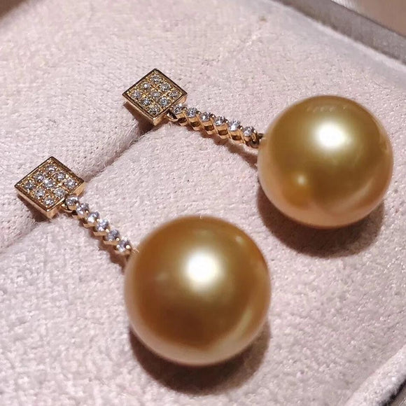 Golden South Sea 10.0-11.0 mm pearl paradise