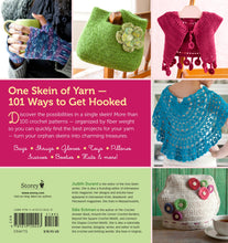 Load image into Gallery viewer, Crochet One-Skein Wonders  101 Projects from Crocheters around the World