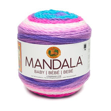 Load image into Gallery viewer, Lion Brand Yarn 526-205 Mandala Baby Yarn