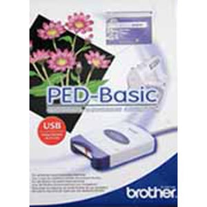Brother PED-Basic Software for Downloading Embroidery Designs