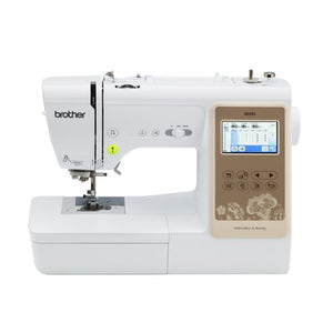 Brother SE625 Combination Computerized Sewing and Embroidery Machine