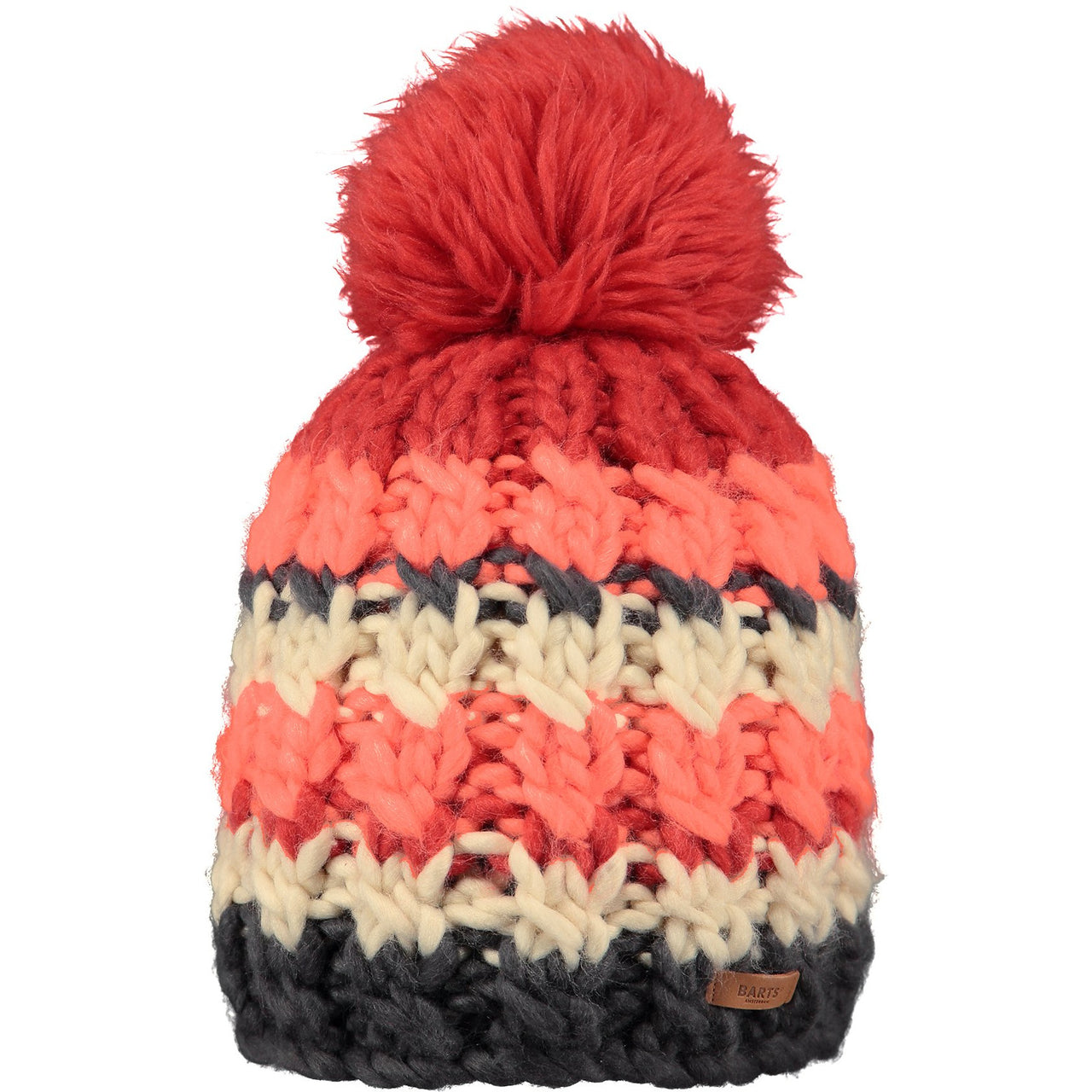 Feather Beanie Ginger