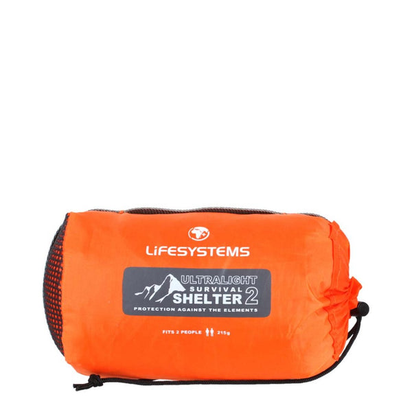 LifeSystem Ultralight Survival Shelter 2