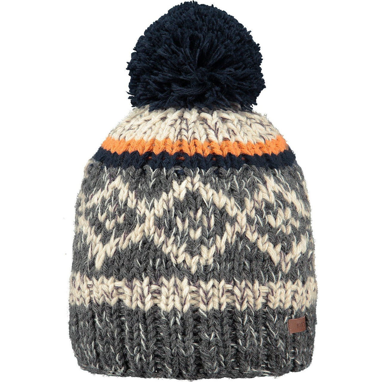 Issak Beanie Dark Heather