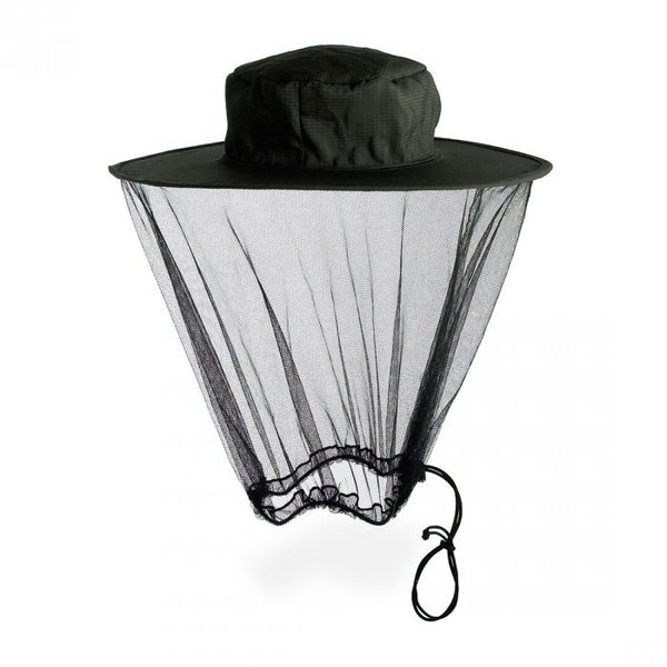 LifeVenture Pop-up Midge Head Net Hat