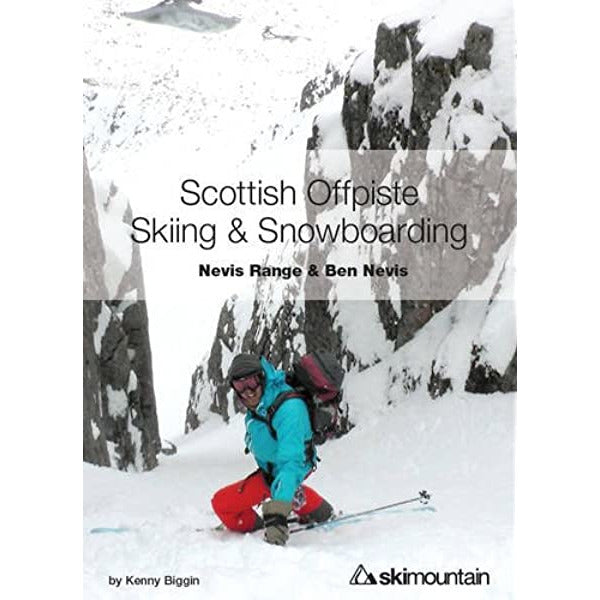 Scottish Off Piste Skiing - Nevis Range and Ben Nevis