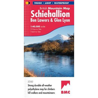 BMC Schiehallion Ben Lawers ma