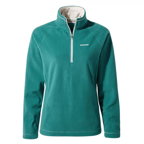 craghoppers Miska fleece forest teal