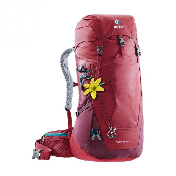 Deuter Futura 24 SL backpack daypack cranberry maron