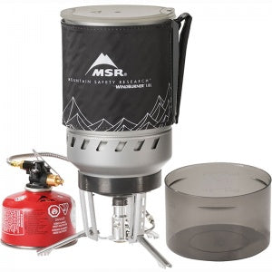 WindBurner Duo Stove