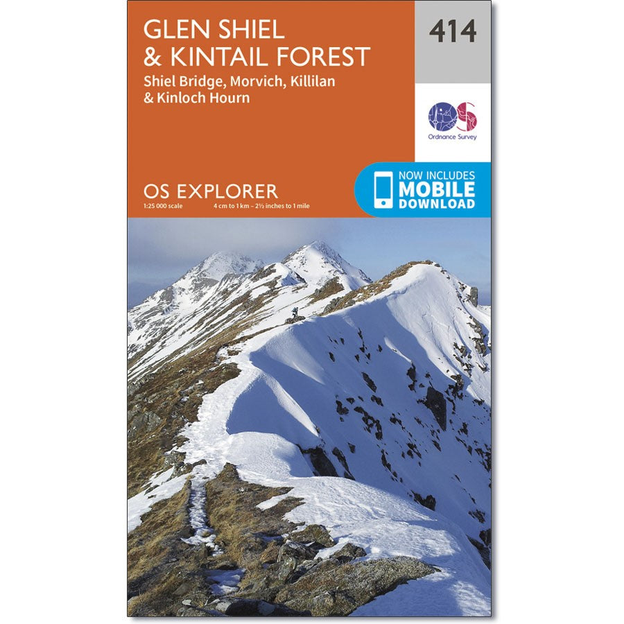 414 Glen Shiel & Kintail Fores
