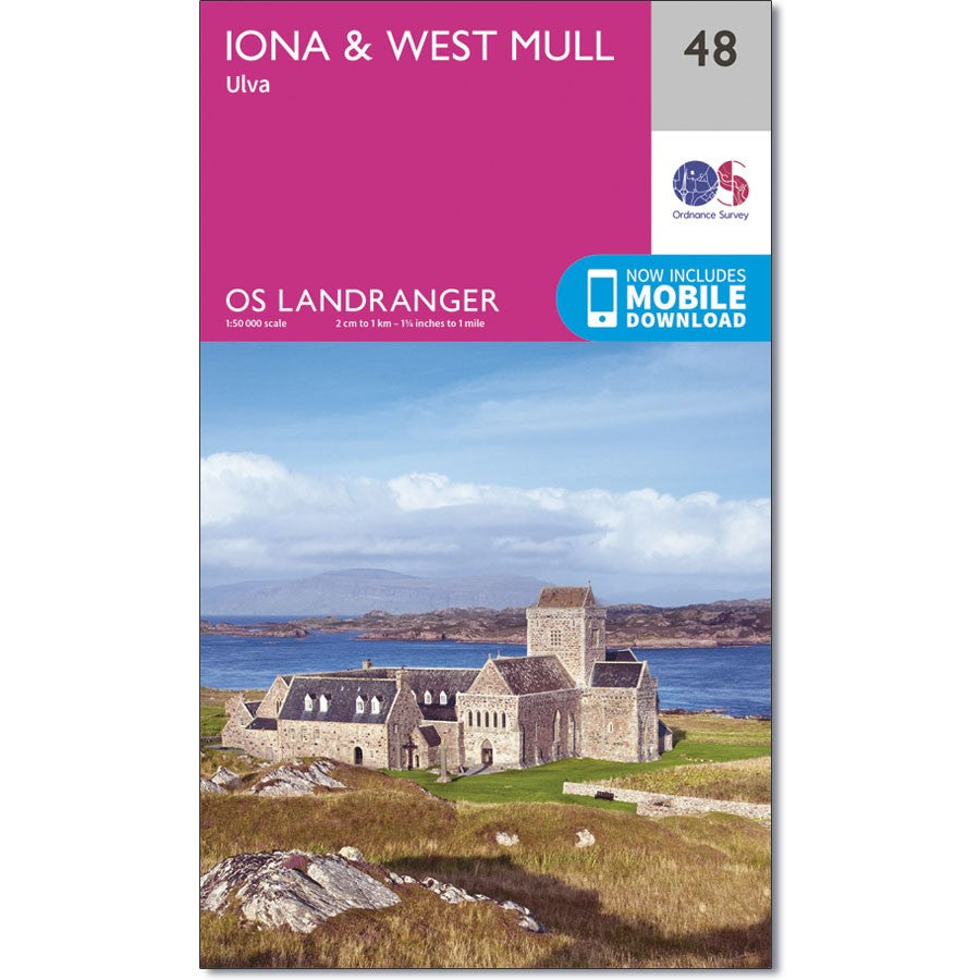 48 Iona and West Mull