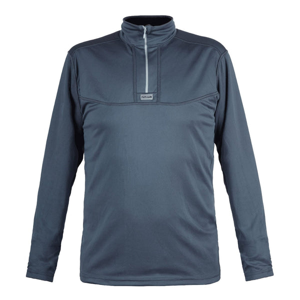 paramo cambia zip neck wicking top