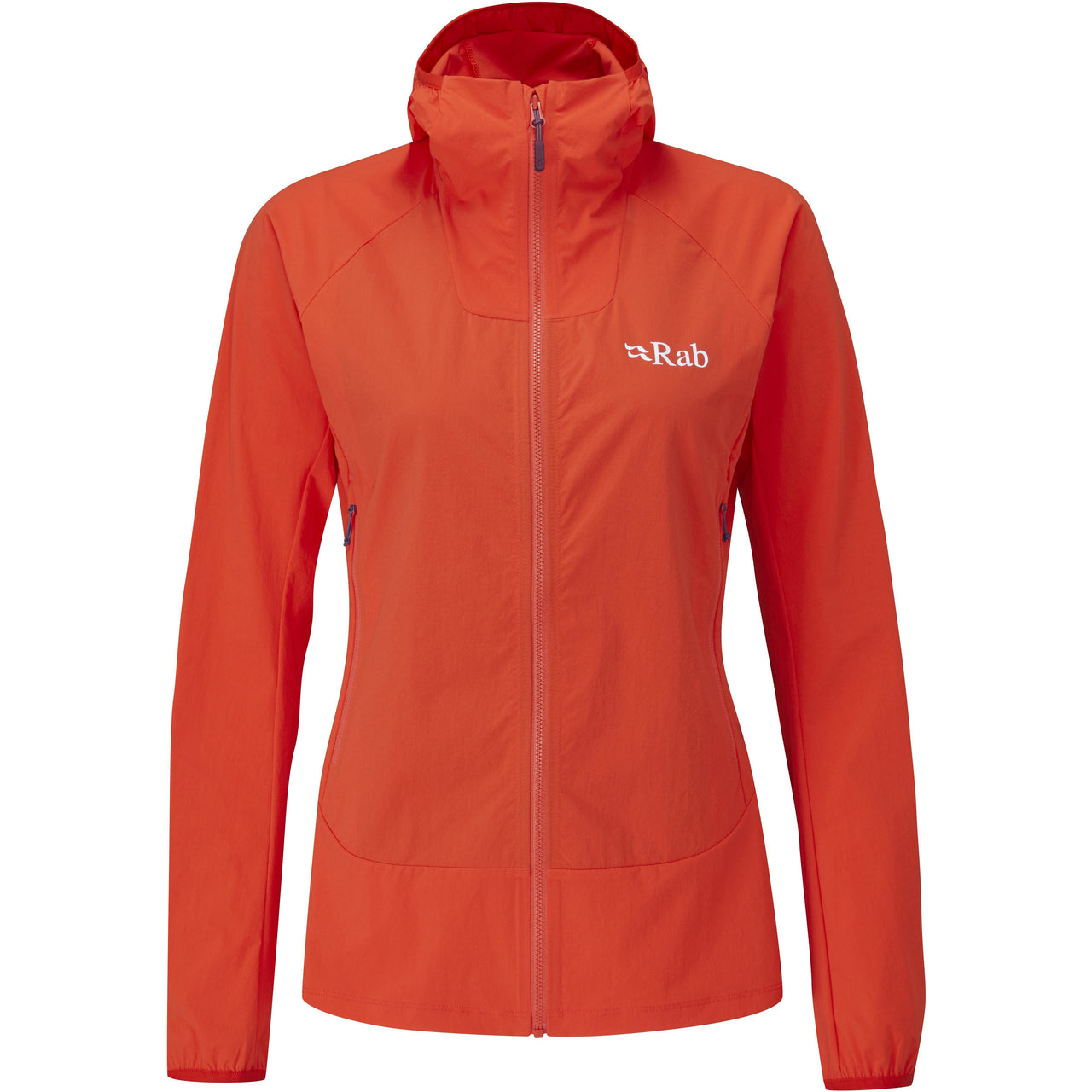 Rab Women's Borealis Jacket Red Grapefruit