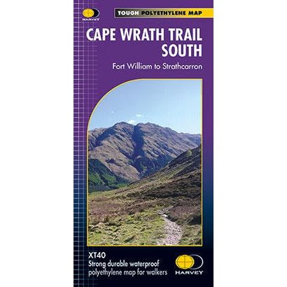 Harvey Maps  Cape Wrath Trail South